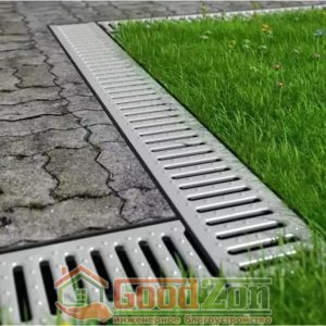 Лотоки для пешеходной зоны