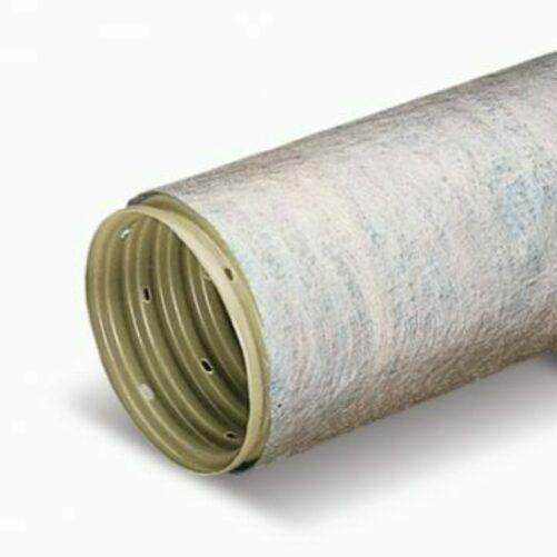 Дренажные трубы в геотекстиле фото