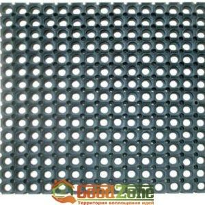 Резиновое покрытие Сота 26 мм