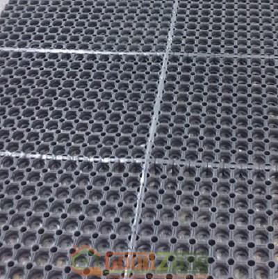 Резино-сотовое покрытие 15 мм