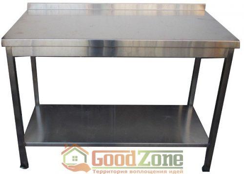 Купить разделочный стол из нержавеющей стали от компании Goodzone